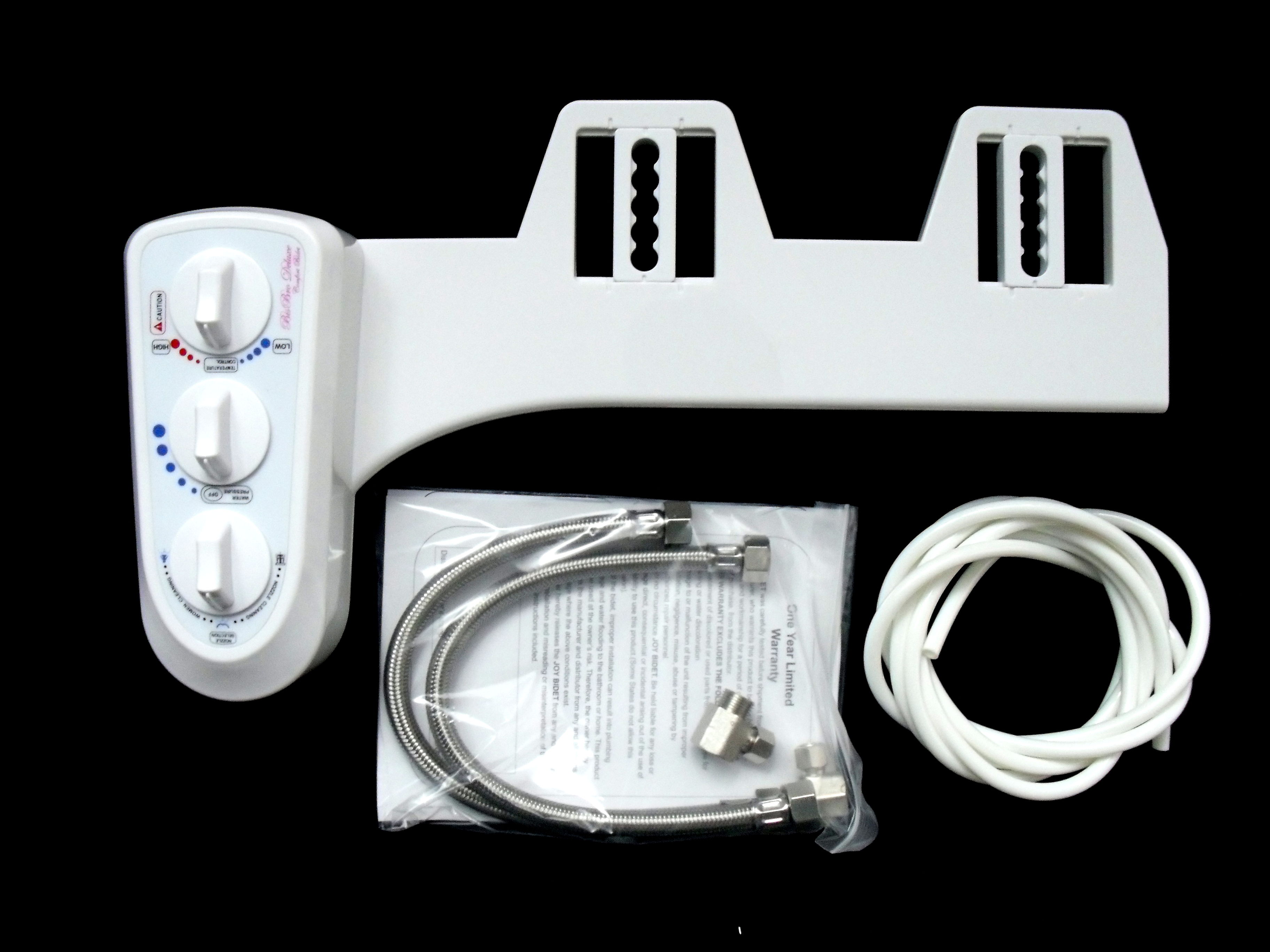 Non Electric Mechanical Bidet Optimal Cleaning After Using The